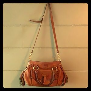 Vintage Dooney&Bourke leather bag